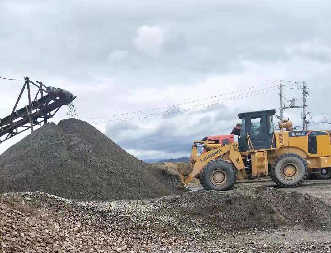 砂石开采案例