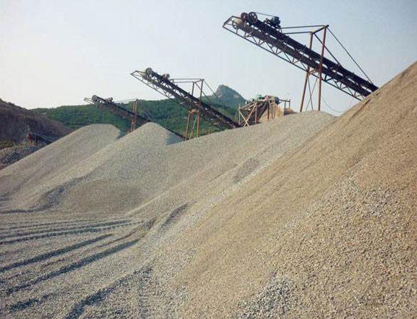 四川砂石开采厂家