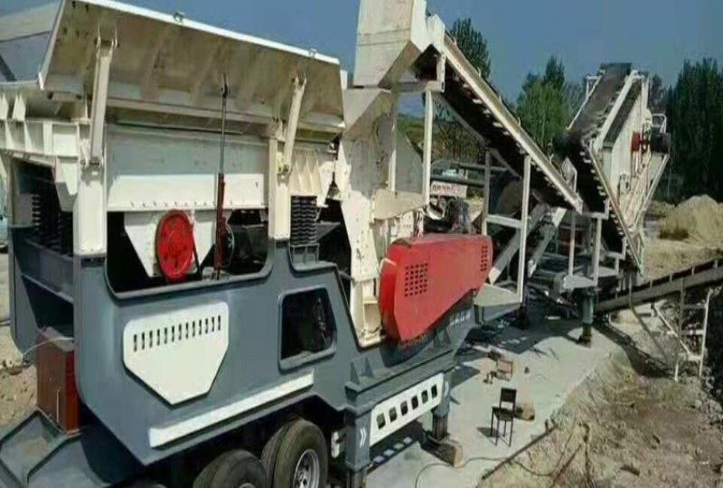 四川沙场设备中hx型立式冲击破碎机组成结构介绍