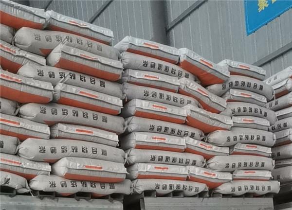 粘结砂浆生产基地