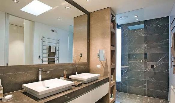 卫生间装修,需要哪些装修材料?这8种材料就清楚了