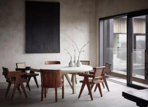 家居装修是一个工程,更是一门艺术,艺术是没有什么标准的