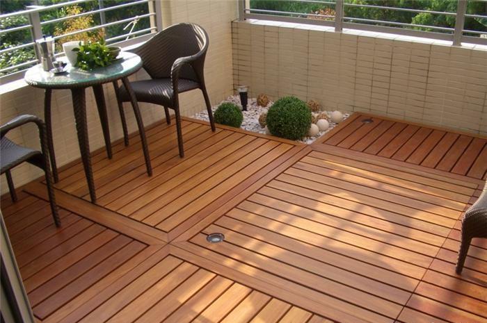 成都防腐木木屋告诉你如何保障防腐木栈道的施工质量