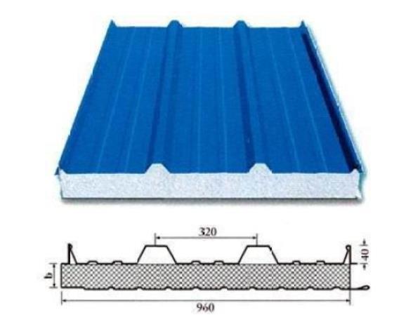 彩鋼板公司為合作客戶提供西安彩鋼板定制業務