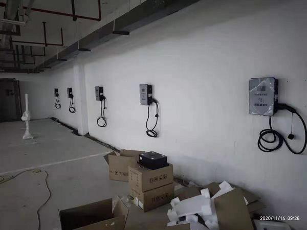 河南汽车充电桩工程