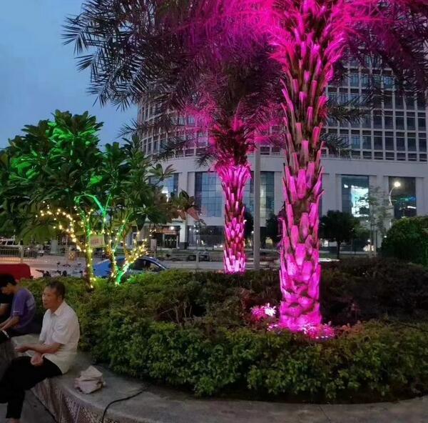 河南LED亮化照明施工