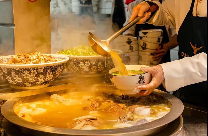 兰州牛肉拉面加盟,藏着华夏大地的千滋百味!