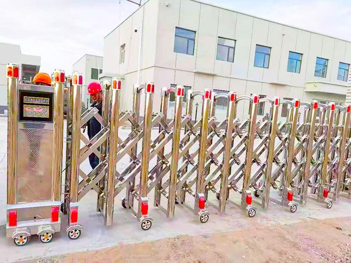 宁泰泓科技门业与中卫国家电网达成合作