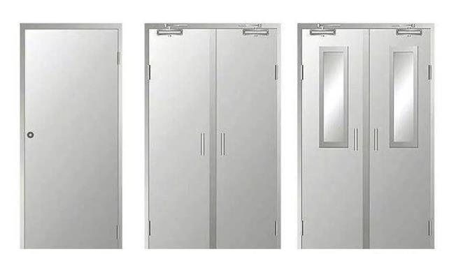 建筑设计防火门设置标准和要求有哪些,宁泰泓来告诉您