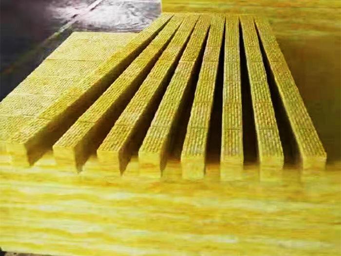 岩棉保温板的组成与应用