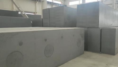 石墨保温板生产厂区