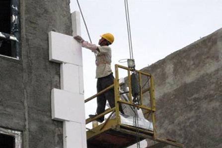常用的外墙保温材料