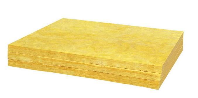 岩棉保温板图片