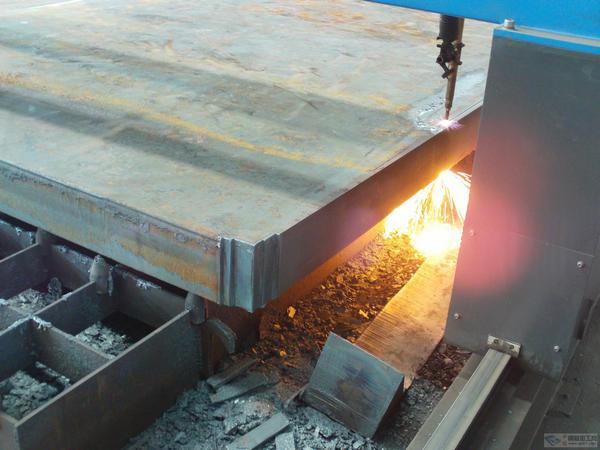 郑州中厚钢板切割
