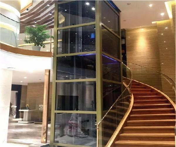 西安别墅电梯设计
