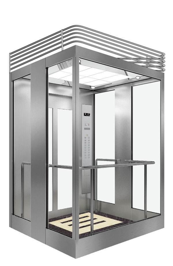 西安观光电梯安装