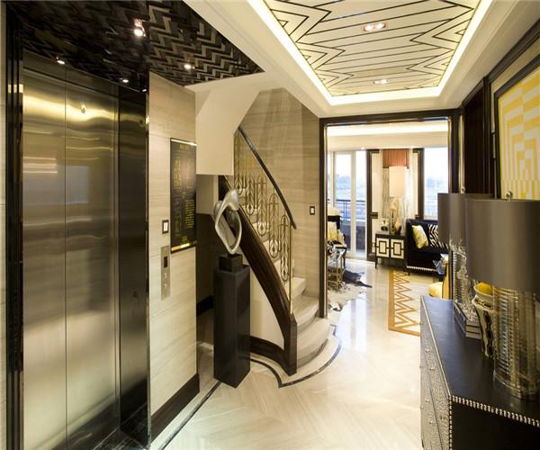 西安别墅电梯生产