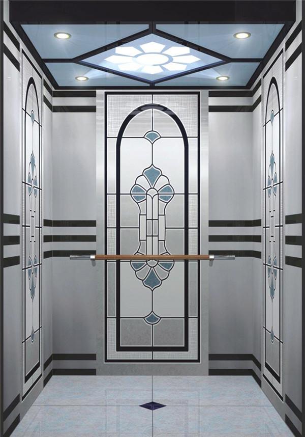 乘客电梯设计
