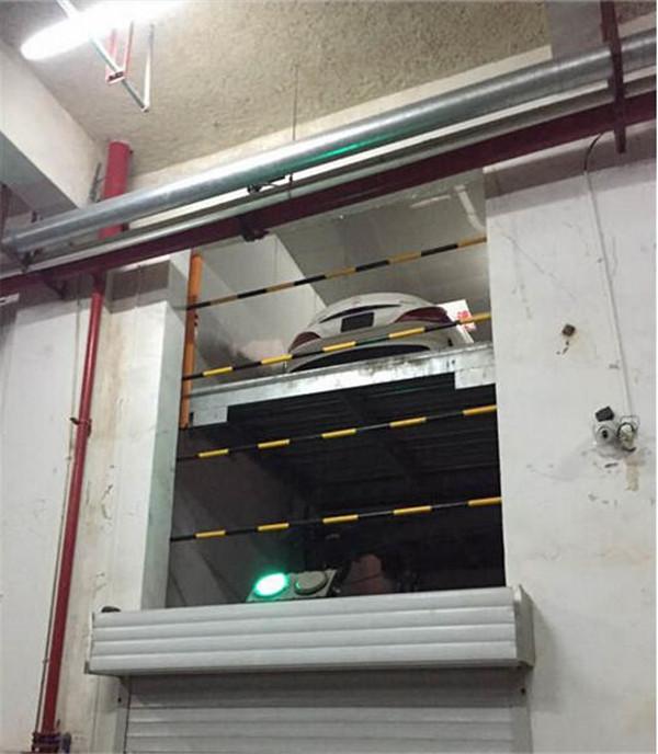 汽车电梯安装