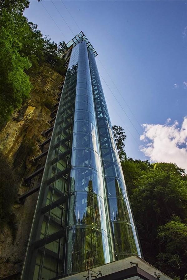 观光电梯的安装条件及技术要求。