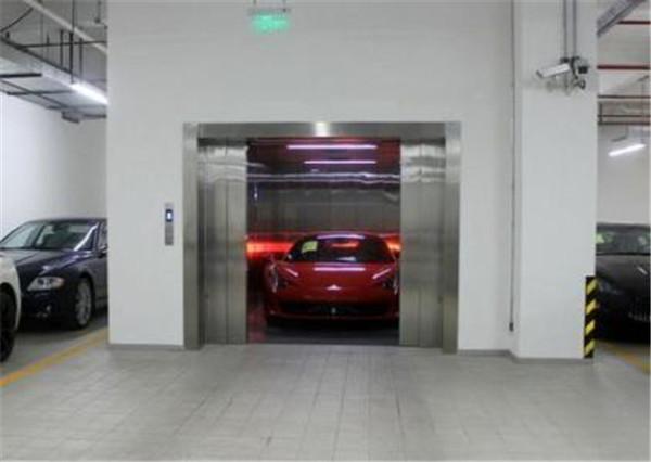 汽车电梯与载货电梯的对比