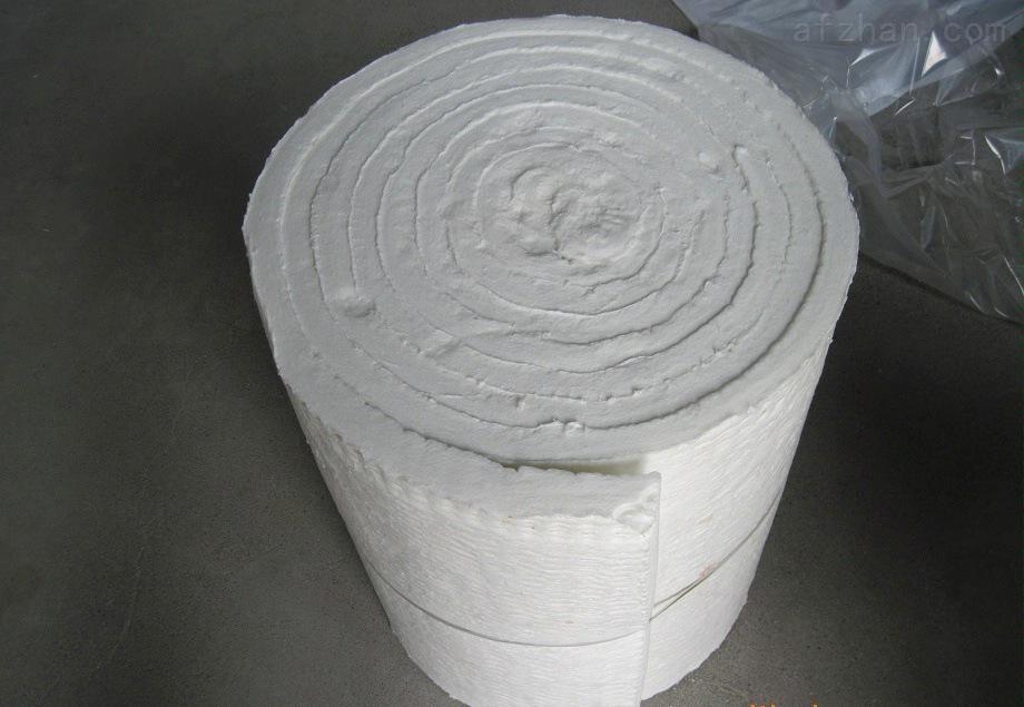 硅酸铝针刺毯的出产工艺与操纵方式