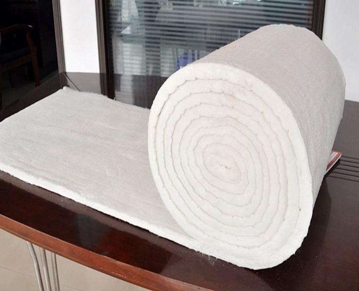 在宁夏硅酸铝针刺毯的贮存及运输的注重方面
