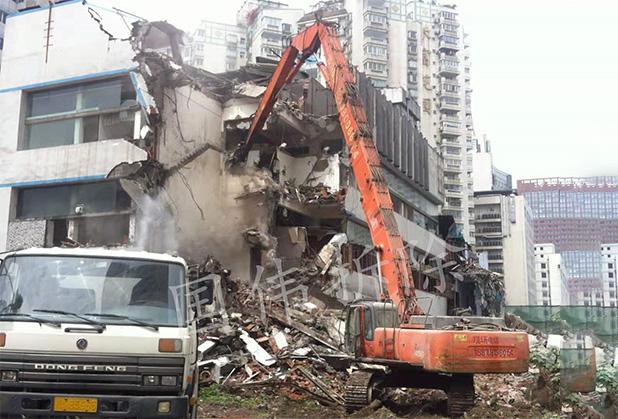四川房屋拆除公司