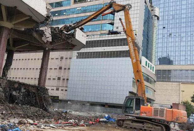 国伟房屋拆除成功案例