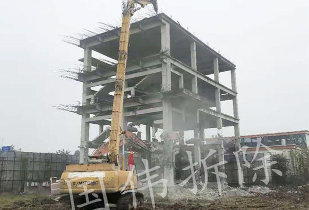 四川售楼部拆除公司