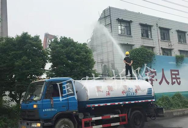 四川厂房拆除工程