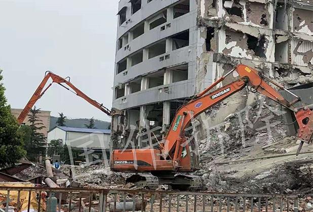 为什么要进行四川酒店拆除?原因在这