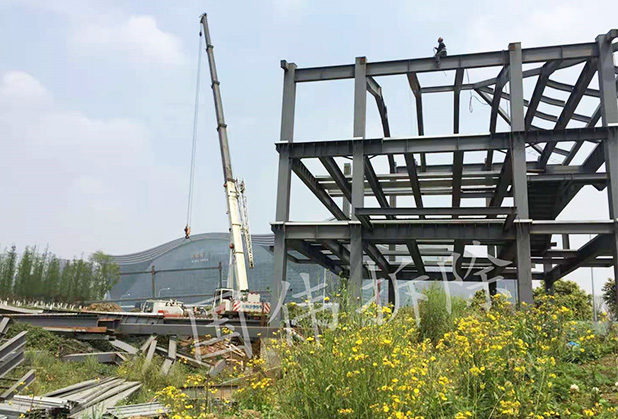 四川钢结构拆除公司