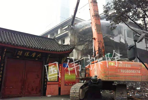 这些四川房屋拆除工程的安全措施,你都知道吗?