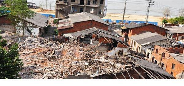 速看!四川房屋拆除必须履行的程序