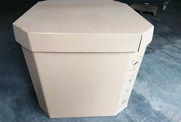绵阳异型纸箱-八角箱