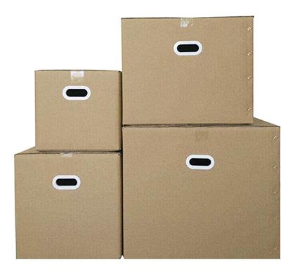 绵阳普通纸箱-对扣箱
