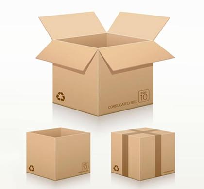 绵阳普通纸箱