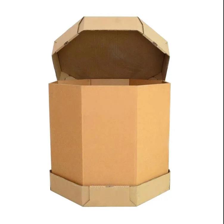 重型八角纸箱的小知识