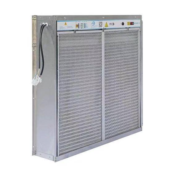 空调箱电子式空气净化消毒器HXZC一DZ系列