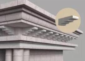 四川EPS装饰线条施工