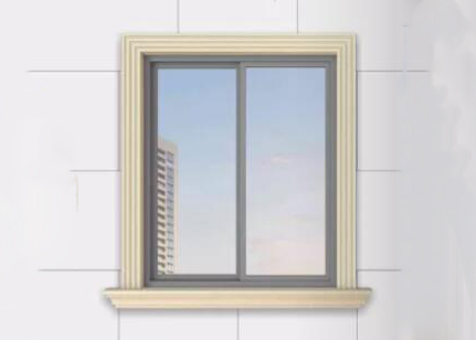 四川EPS窗套线安装