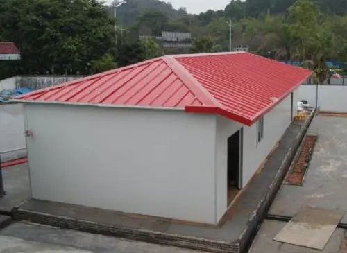 四川彩钢活动板房厂家