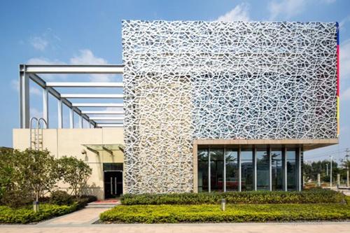 西安幕墙铝单板