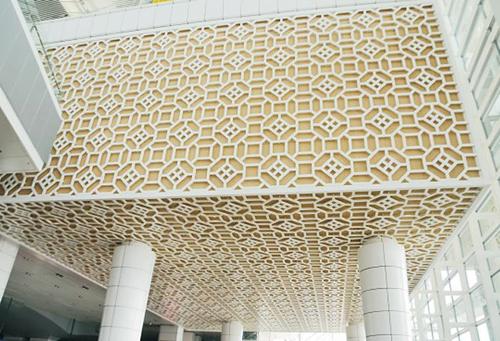 西安镂空铝单板厂家