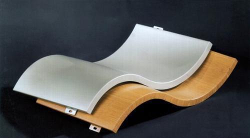 西安双曲铝单板
