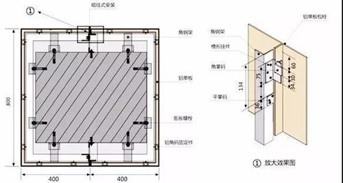 西安氟碳铝单板