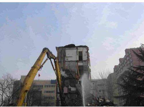 西安家装拆除工程