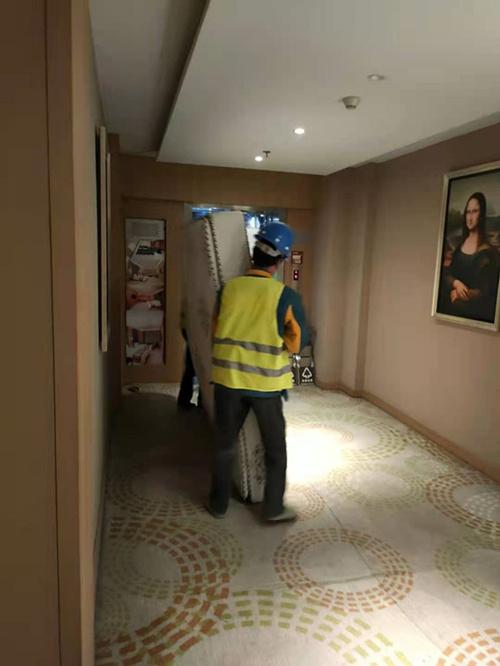 宾馆酒店拆除工程