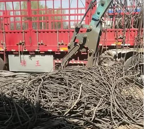 西安废旧电缆回收处理